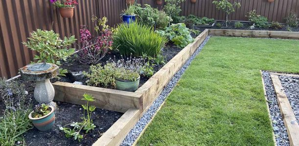 Garden Sleepers / Timber Sleepers